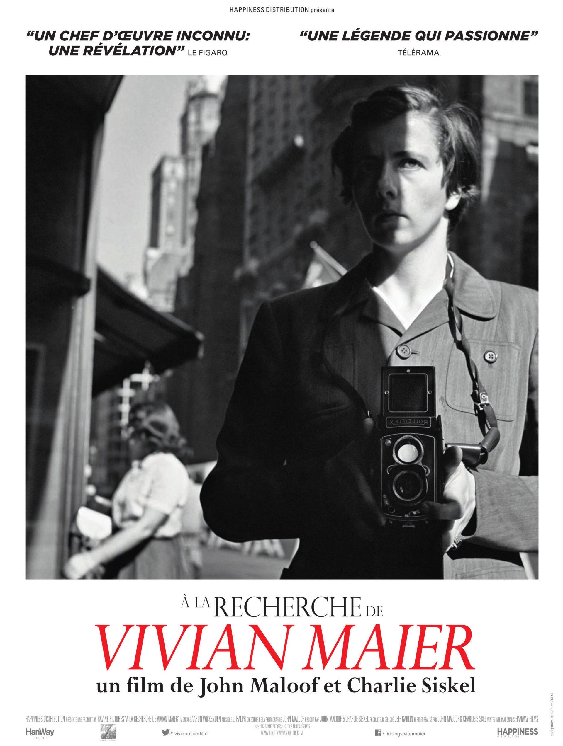 Affiche du film À la recherche de Vivian Maier
