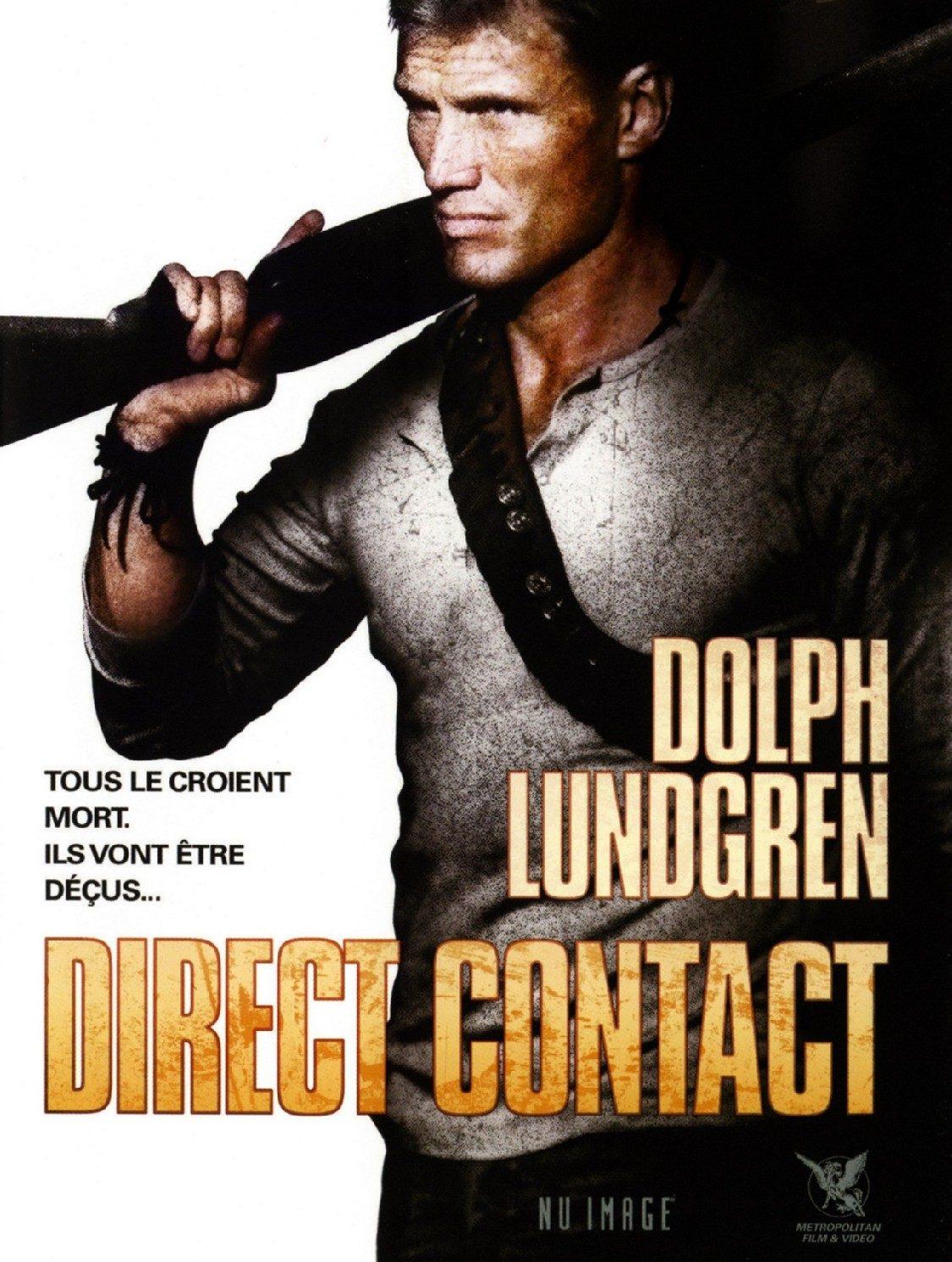 Affiche du film Direct Contact avec Dolph Lundgren