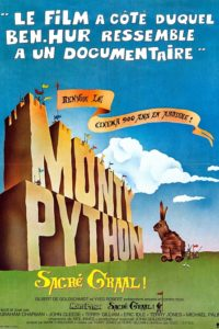 Monty Python, Sacré Graal !