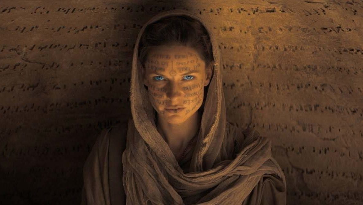 Photo du film Dune - 2021 - Rebecca Ferguson
